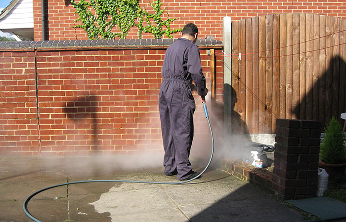 Jetwash Patio Cleaning
